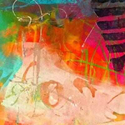 Cours d'arts en ligne Mimi Vézina Le projet abstrait / petits formats