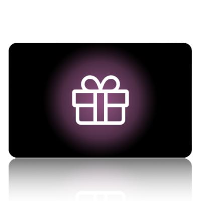 Cours d'arts en ligne Carte cadeau Carte Cadeau
