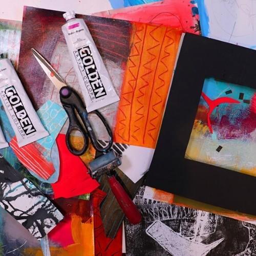 Cours d'arts en ligne Mimi Vézina Mimi partage ses trucs