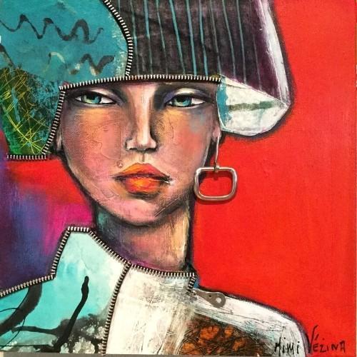 Cours d'arts en ligne Mimi Vézina Créer un personnage étonnant