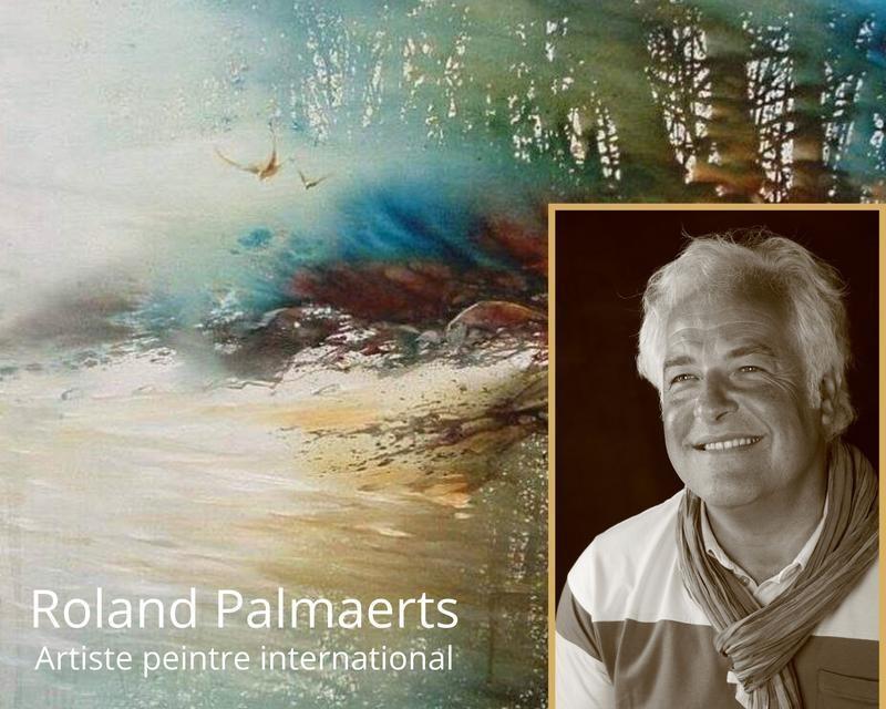 Cours d'aquarelle en ligne avec Rolland Palmaerts