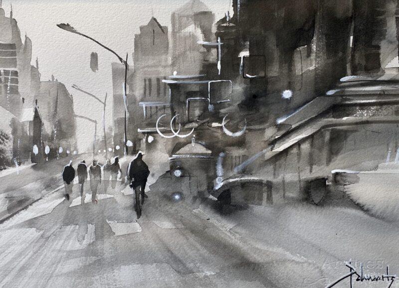 Cours d'arts en ligne Roland Palmaerts Montréal