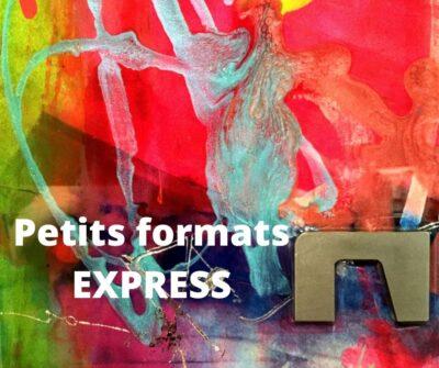Cours d'arts en ligne Mimi Vézina Petits formats express avec Mimi Vézina