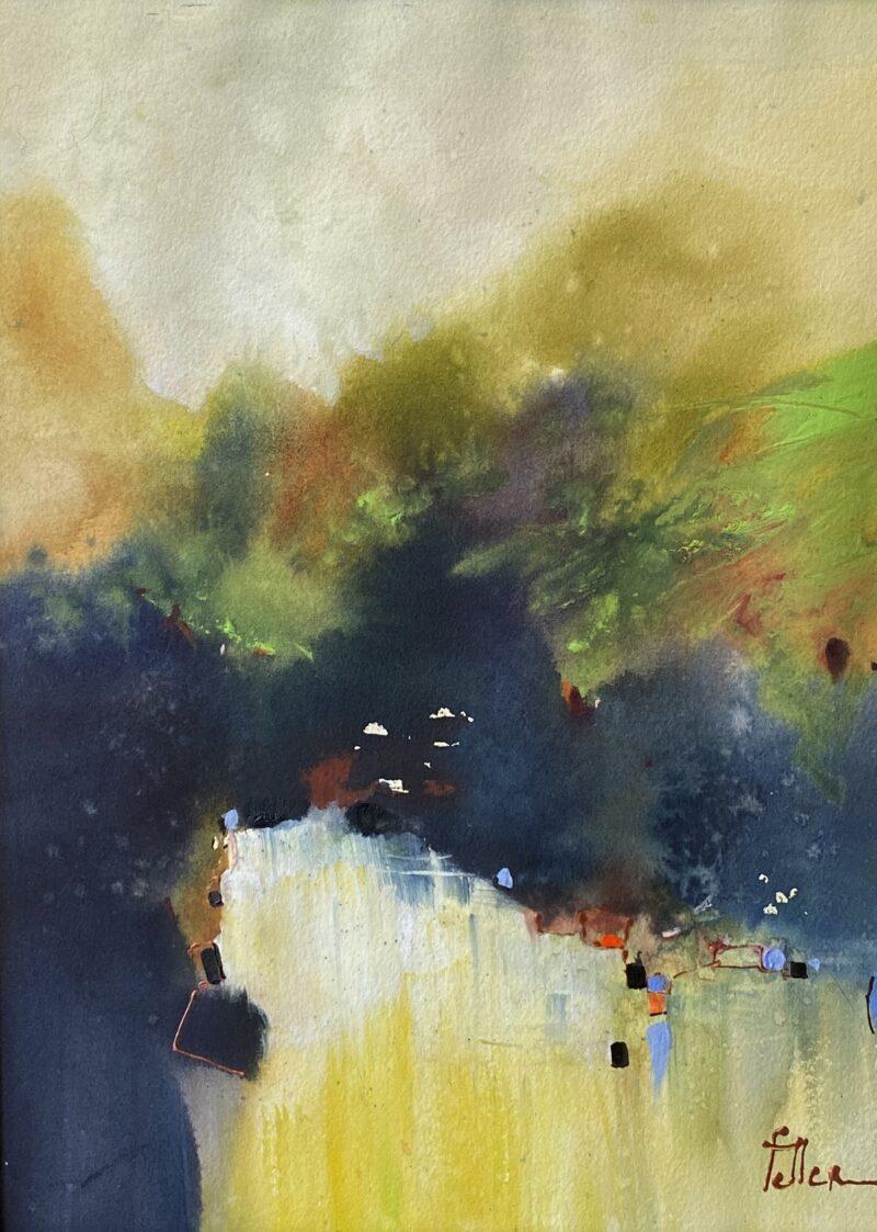Cours d'arts en ligne Odette Feller Hauts contrastes